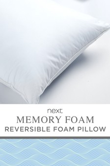 Memory Foam Fibre Pillow