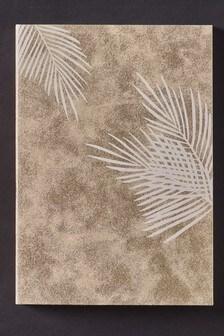 Palm Leaf Notebook