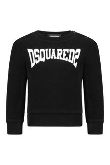 Dsquared2 Kids Cotton Sweat Top