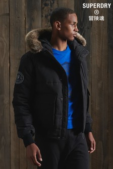 Superdry Everest Quilted Bomber Jacket