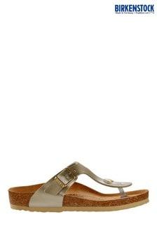 Birkenstock® Metallic Gizeh Sandals