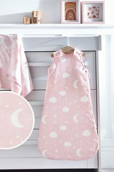 2.5 Tog Moon and Stars Sleep Bag