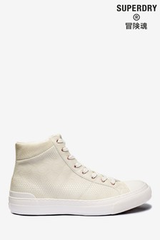 Superdry White High Tops