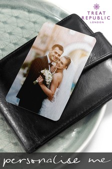 Personalised Wallet Insert by Treat Republic