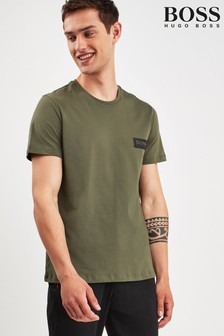 BOSS Green Chest Logo T-Shirt