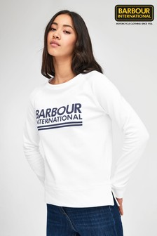 Barbour® International Logo Arena Sweatshirt