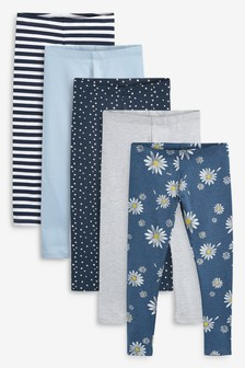 Blue//red//White 3-6 Months Essentials 4-Pack Pull-on Pant Casual
