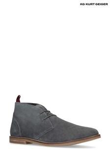Kurt Geiger London Grey Porter Boots