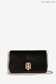 Tommy Hilfiger Lock Velvet Mini Bag