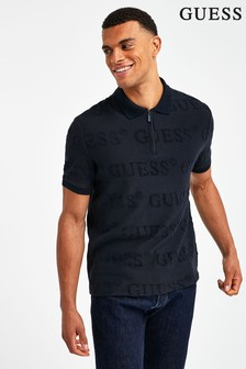 Guess Navy Herbie Polo