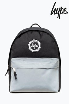 Hype. Reflective Pocket Backpack