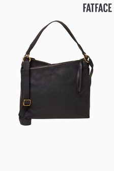 Fatface Black Scarlett Shoulder Bag