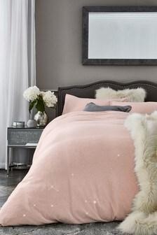 Celestial Gem Duvet Cover And Pillowcase Set
