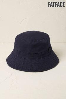 FatFace Blue Bucket Hat