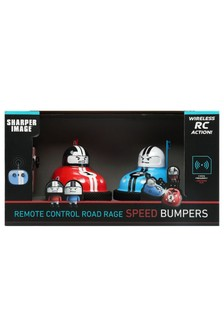 Sharper Image Toy RC Speed Bumper Road Rage