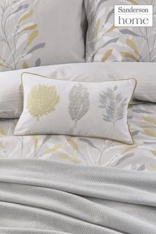 Sanderson Home Sea Kelp Cushion