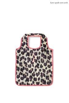 kate spade new york Forest Feline Reusable Shopping Tote Bag