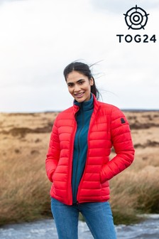 Tog 24 Pink Hudson Insulated Womens Jacket