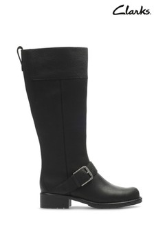 Clarks Black Orinoco Jazz Boots