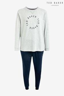 Ted Baker Sleepwear Cotton Pyjama Gift Set