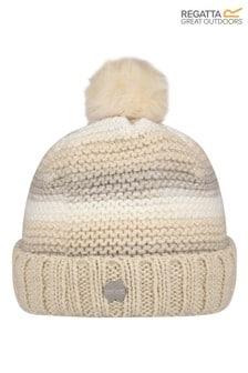 Regatta Cream Frosty IV Pom Pom Hat