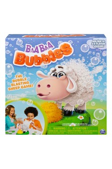 Baa Baa Bubbles Game