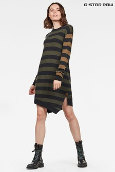 G-Star Asymmetric Knit Dress