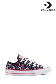 Converse Ditsy Junior Trainers