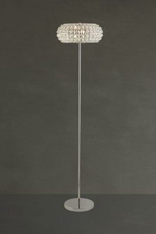 Silo 3 Light Floor Lamp by Searchlight