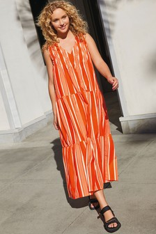 Maxi Swing Dress
