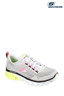 Skechers® White Glide-Step Sport Sweeter Days Trainers