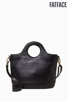 FatFace Black Talulah Tote Bag