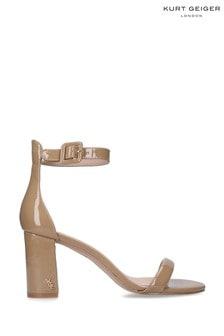 Kurt Geiger Camel Langley Sandals