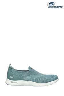 Skechers Sage Green Arch Fit Refine Don't Go Shoes