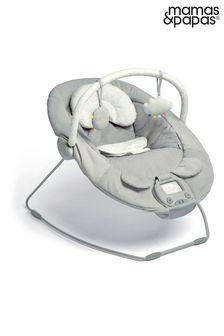 Apollo Bouncing Cradle in Pebble Grey by Mamas and Papas