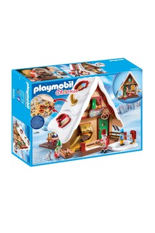 Playmobil® 9493 Christmas Bakery With Cookie Cutters