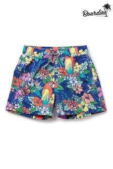 Boardies Boys Jungle Mid Length Swim Shorts
