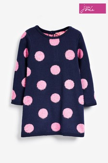 Joules Blue Penelope Dress