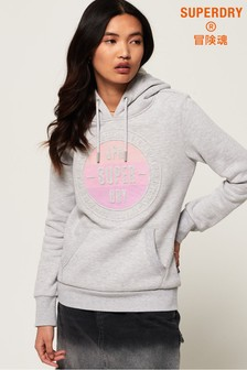 Superdry 90's Embossed Hoody