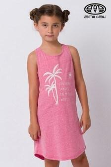Animal Pink Marl Coco Dress
