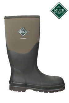 Muck Boots Chore Classic Steel Safety Wellington Boots