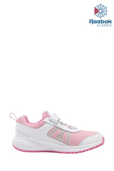 Reebok Gym Pink/White Road Supreme Junior Trainers