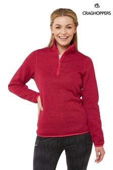 Craghoppers Caldera Half Zip Fleece