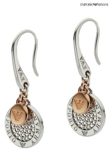 Emporio Armani Drop Earrings