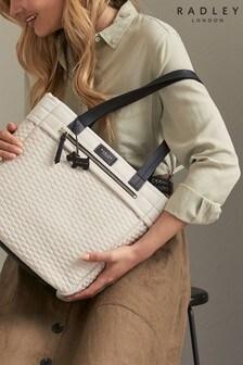 Radley London Penton Mews Large Zip Top Tote Shoulder Bag