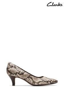 Clarks Mink Linvale Jerica Shoes
