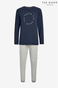 Ted Baker Sleepar Cotton Pyjama Gift Set