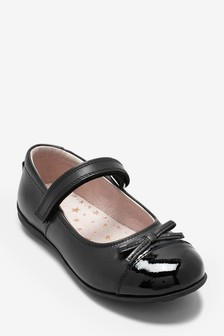 Patent Toe Cap Shoes (Older)