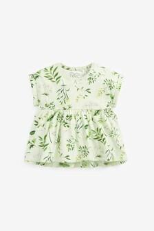 Organic Cotton T-Shirt (3mths-7yrs)