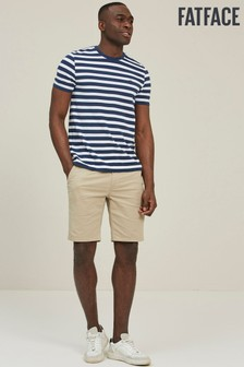 FatFace Natural Slim Stretch Chino Shorts
